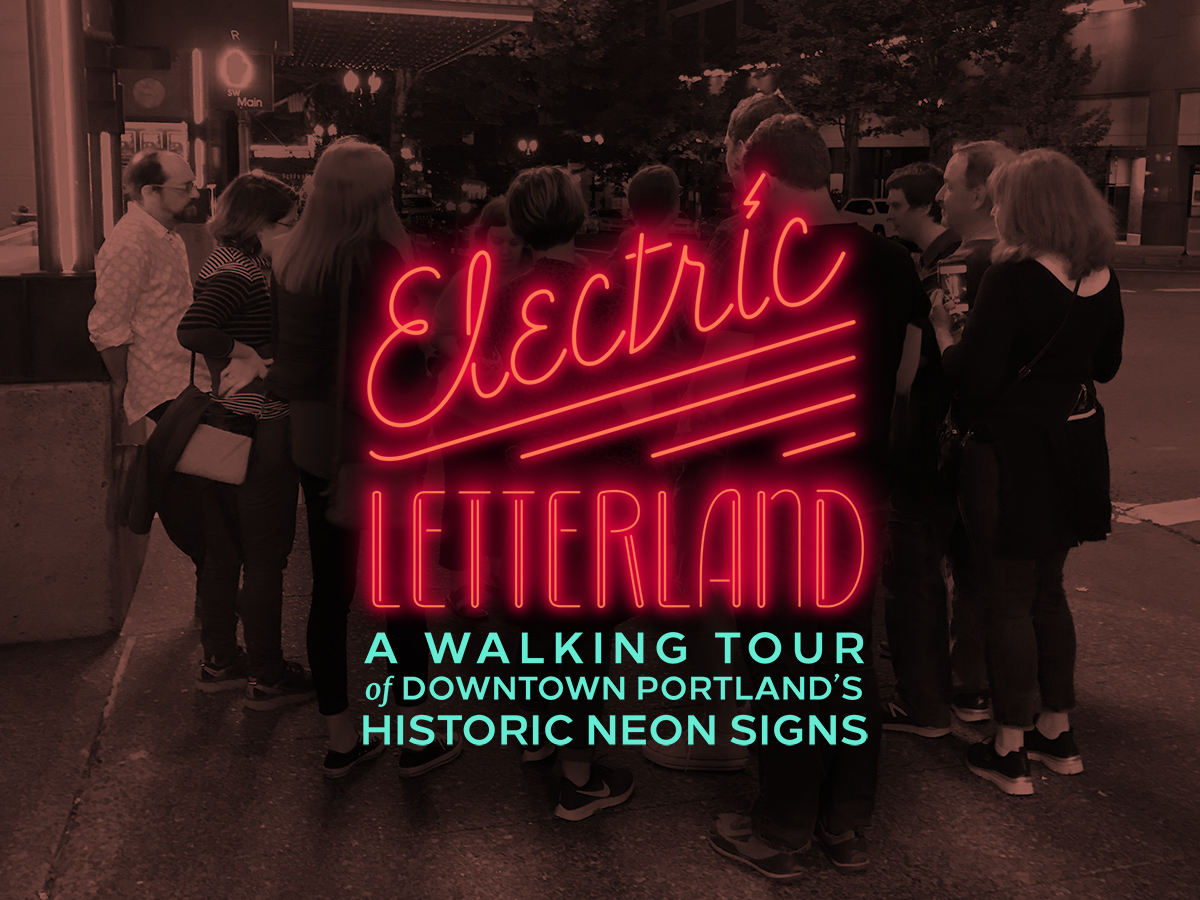 Neon Walking Tour